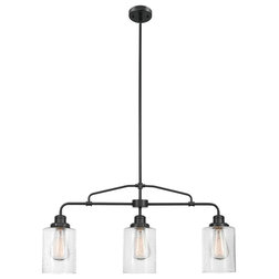 Industrial Kitchen Island Lighting by Globe Electric