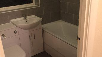 Bathroom Refurbishment Gosport
