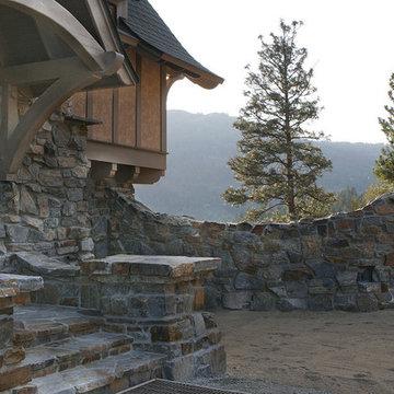 Idaho Retreat - Gate House