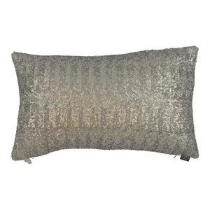 Glam Sequin Cushion Cover, Matt Grey