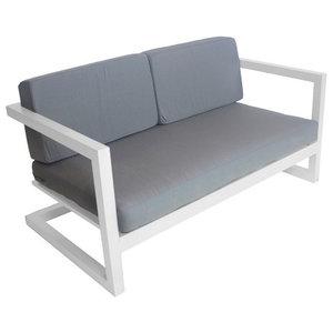 Outdoor Alhama Sofa, White