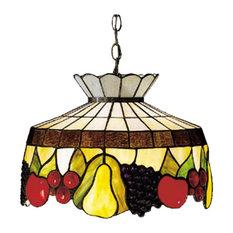 "Meyda 16"" Fruit Pendant"