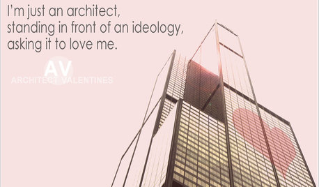8 Valentines From Architects