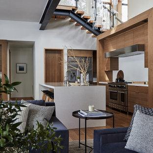 Photos et idées déco de maisons modernes, Bauhaus, minimalistes