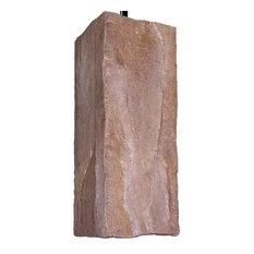 Stone Pendant Brown