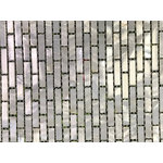 CHOIS - A201 Mother Of Pearl Shell Backsplash Tiles Rectangle Mosaic Freshwater Tiles - Note: If you have any concerns that these tiles will not be suitable for your particular application,please buy a sample first to make sure.
