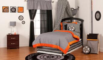 Teyo's Tires Kids Bedroom