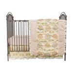 Cane Castle Nursery Crib Bedding Contemporary Baby