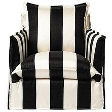 Guest Picks Chic Vs Criminal Black And White Stripes In Home Decor