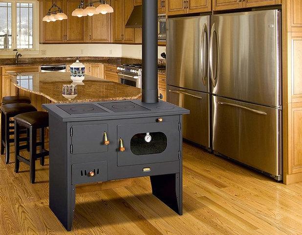 Estilo 39 vintage 39 las cocinas de le a vuelven a la casa de for Cocinas a gas economicas