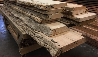 Live Edge Slabs and Mantels