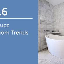 2016 CA Houzz Bathroom Trends Study