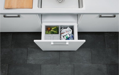 Kitchen Bin Wars: Standalone or Built-In?