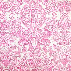 - hule mexicano modelo paraíso rosa - Telas para exteriores