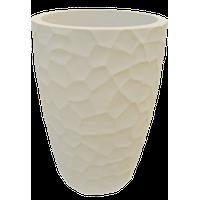 """Prisma Conic Planter Sandstone (23.2""""H x 16.1""""W)"""