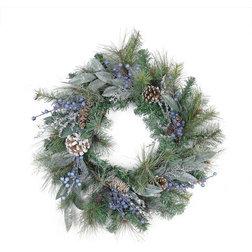 Rustic Wreaths And Garlands by Northlight Seasonal