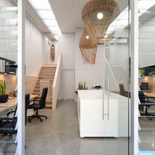 Stickybeak of the Week: Industrial Unit Converts to Design Office