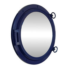 Nautical Wall Mirror nautical mirror | houzz