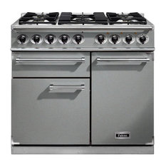 Falcon 1000 Deluxe Range Cooker Dual Fuel with Gas Hob