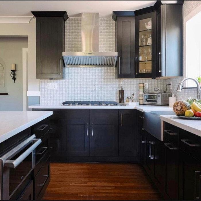 New kitchen in Valley Glen