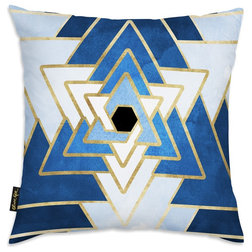 Contemporary Decorative Pillows by The Oliver Gal Artist Co.