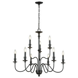 Traditional Chandeliers by Modern Decor Home