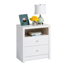 Incroyable Prepac Furniture   Tall Nightstand   Nightstands And Bedside Tables