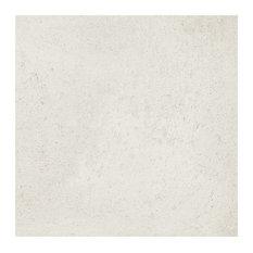 Maps White Porcelain Tile, Matte Finish 600x600, 10 Boxes