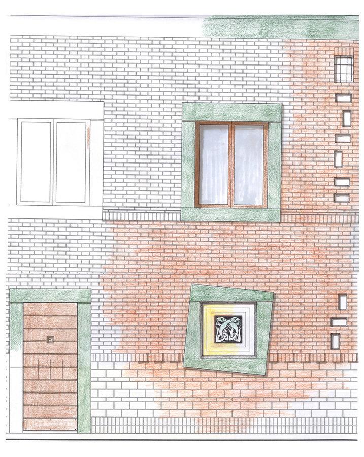 Ristrutturazione di una palazzina monofamiliare