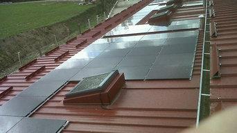 Impianto Fotovoltaico Cascina Ca' Bella