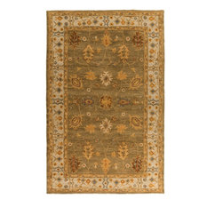 Artistic Weavers - Middleton Willow Area Rug, Rectangle, Sage-Ivory, 5'x8' - Area Rugs