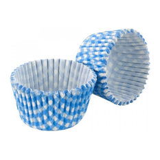Tala Greaseproof 32 Cupcake Cases, Blue