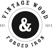 Vintage Wood & Forged Iron's photo