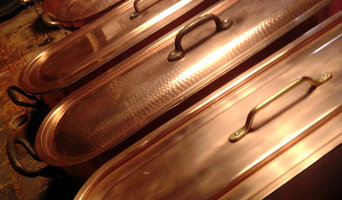 French Vintage Copperware
