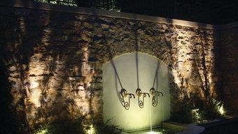 Dayton Fountain Lighting