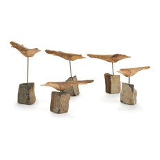 The Flock, Set of 5