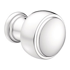Weymouth Drawer Knob, Chrome