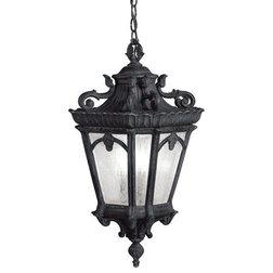Victorian Outdoor Hanging Lights by Elite Fixtures