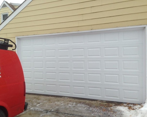 Garage door installs - Products