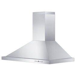 Contemporary Range Hoods And Vents by ZLINE Kitchen and Bath