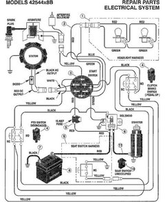 My fuel solenoid just burned up! | Huskee 20 Hp Kohler Magnum Wire Diagram |  | Houzz