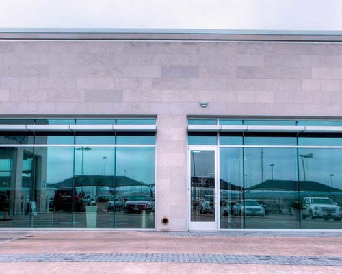Commercial Glass - Curtain Wall Design & Installation