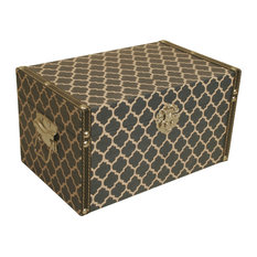 Trellis Deco Storage Box, Small