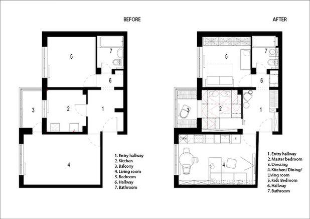 Modern  by Black Fox Interiors