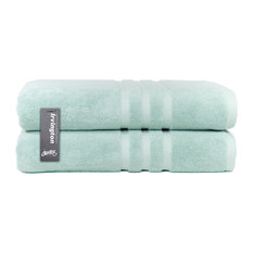 Irvington Bath Sheet, Set of 2, Mineral