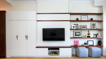 Various Custom Cabinetry Projects