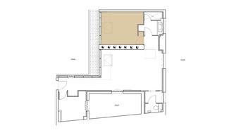Plan - zone chambre parentale