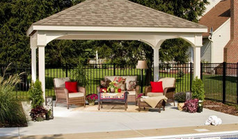 Outdoor Structures- Pavilions - Gazebos - Pergolas