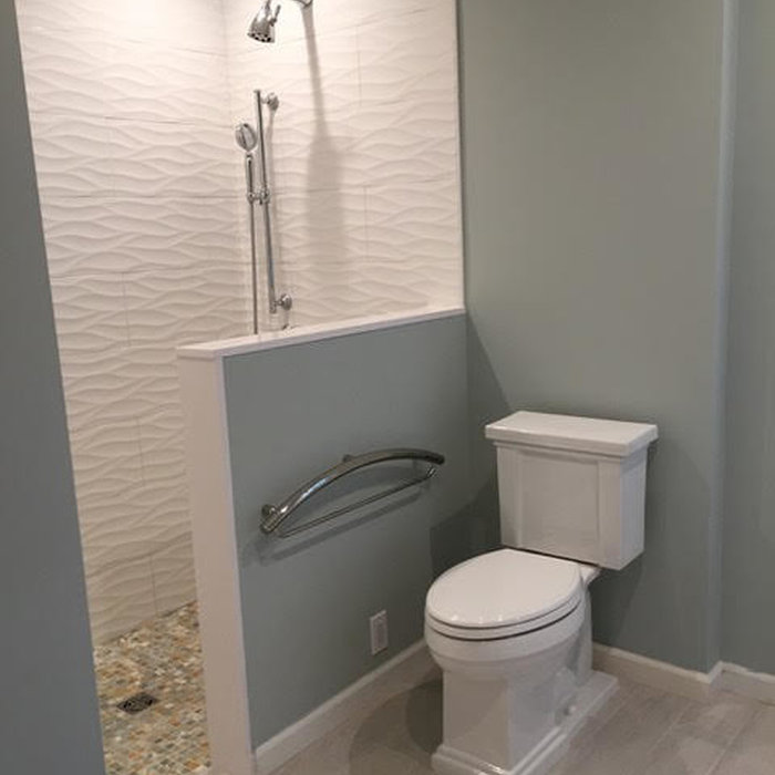 Master-Bathroom Conversion/Remodel