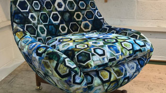Greaves & Thomas Egg Chair in Designers Guild